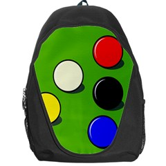 Billiard  Backpack Bag