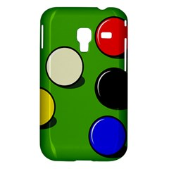 Billiard  Samsung Galaxy Ace Plus S7500 Hardshell Case