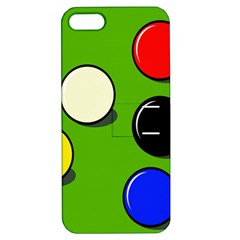 Billiard  Apple iPhone 5 Hardshell Case with Stand