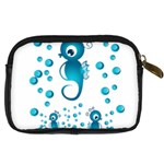 Seahorsesb Digital Camera Cases Back