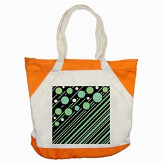 Green transformaton Accent Tote Bag