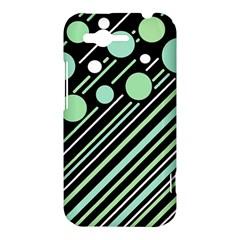Green transformaton HTC Rhyme