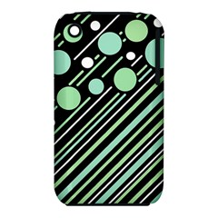 Green transformaton Apple iPhone 3G/3GS Hardshell Case (PC+Silicone)