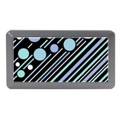 Blue transformation Memory Card Reader (Mini)