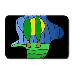 Landscape Plate Mats