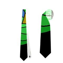 Landscape Neckties (two Side)