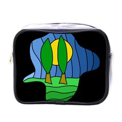 Landscape Mini Toiletries Bags
