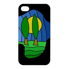 Landscape Apple iPhone 4/4S Hardshell Case