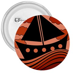 Boat - red 3  Buttons