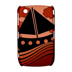 Boat - red Curve 8520 9300