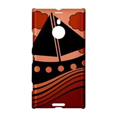 Boat - red Nokia Lumia 1520