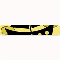 Boat   Yellow Small Bar Mats