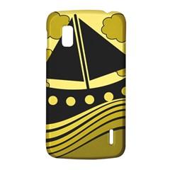 Boat - yellow LG Nexus 4
