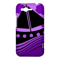 Boat - purple HTC Rhyme