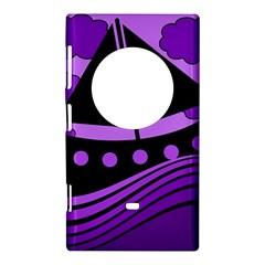 Boat - purple Nokia Lumia 1020