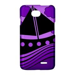 Boat - purple LG Optimus L70
