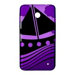 Boat - purple Nokia Lumia 630