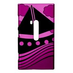 Boat - magenta Nokia Lumia 920