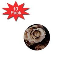 Roses Flowers 1  Mini Magnet (10 pack)