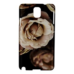 Roses Flowers Samsung Galaxy Note 3 N9005 Hardshell Case