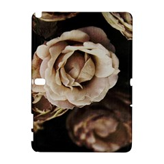 Roses Flowers Samsung Galaxy Note 10.1 (P600) Hardshell Case