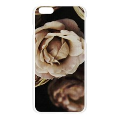 Roses Flowers Apple Seamless iPhone 6 Plus/6S Plus Case (Transparent)