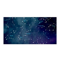 Constellations Satin Wrap