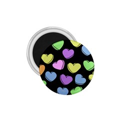 Valentine s Hearts 1.75  Magnets
