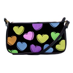 Valentine s Hearts Shoulder Clutch Bags