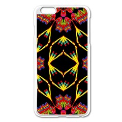 ANGEL LIFE WIN Apple iPhone 6 Plus/6S Plus Enamel White Case