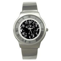 Old love Stainless Steel Watch