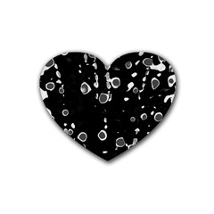 Old love Rubber Coaster (Heart)