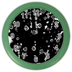 Old love Color Wall Clocks