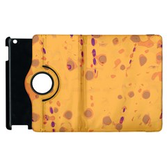 Orange decor Apple iPad 3/4 Flip 360 Case