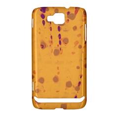 Orange decor Samsung Ativ S i8750 Hardshell Case