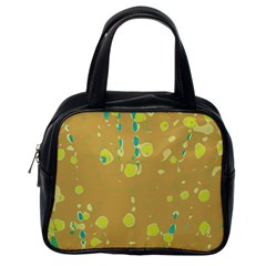 Digital art Classic Handbags (One Side)