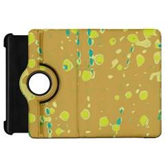Digital art Kindle Fire HD Flip 360 Case