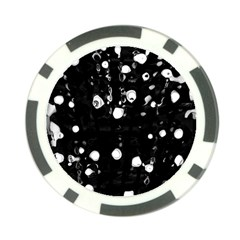 Black dream  Poker Chip Card Guards