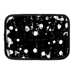 Black dream  Netbook Case (Medium)
