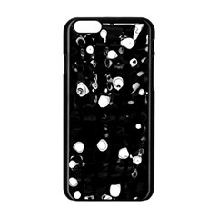 Black dream  Apple iPhone 6/6S Black Enamel Case