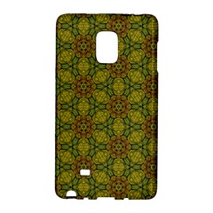 Camo Abstract Shell Pattern Galaxy Note Edge