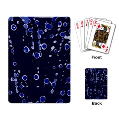 Blue dream Playing Card