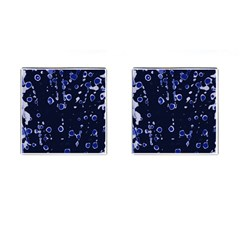 Blue dream Cufflinks (Square)