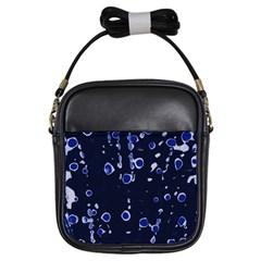 Blue dream Girls Sling Bags