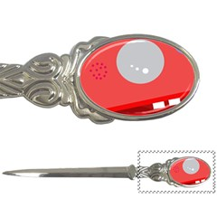 Cute face Letter Openers