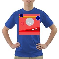 Cute face Dark T-Shirt