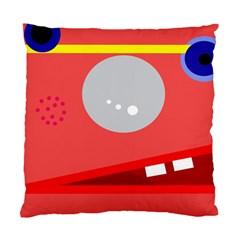 Cute face Standard Cushion Case (Two Sides)