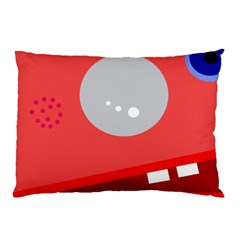 Cute face Pillow Case (Two Sides)