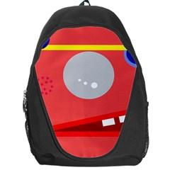 Cute face Backpack Bag