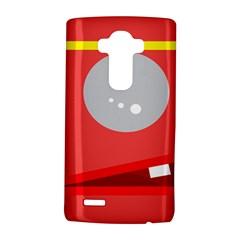 Cute face LG G4 Hardshell Case